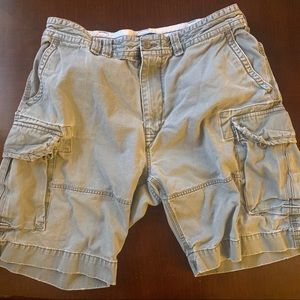Vintage Polo Ralph Lauren Chino Cargo Shorts 38W